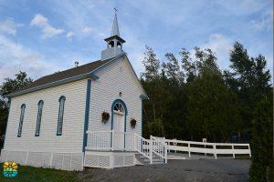 Chapelle sur le site de Fatima